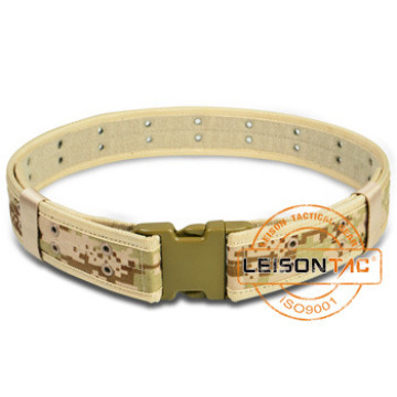 Military Tactical Belt Camouflage ISO Standard