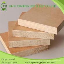 18 mm Okoume ou Bintangor Block Board Contreplaqué pour meubles