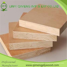 18mm Okoume or Bintangor Block Board Plywood for Furniture