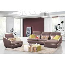 Wohnzimmer Möbel Sofa Set Stoff Ecksofa