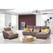 Living Room Furniture Sofa Set Fabric Corner Sofa