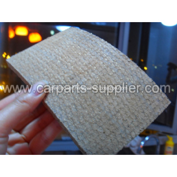 Asbestos Resin Woven Brake Lining Roll