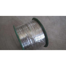 Hot dipped Galvanized flat wire 6mm