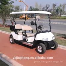 carrito de golf eléctrico del poli con 4 asientos para la venta