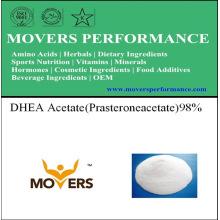 Acétate de DHEA stéroïdien (acétate de Prasterone) 99%