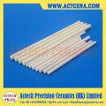96/99% Al2O3 керамические стержни и вал обработки