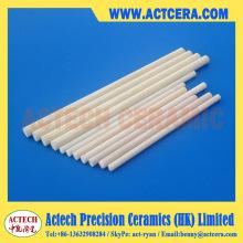 Высокой точностью подгонять 99% Al2O3/глинозема керамические стержни