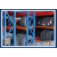 Armazém de armazenamento customizado e flexível Estantes de sótão
