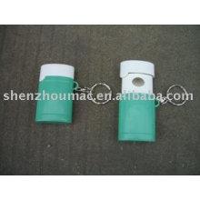 Пластиковый контейнер для таблеток