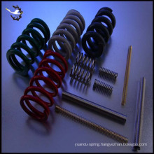 Custom types of springs