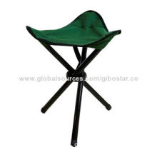 Fishing chair, can be foldable, for fishing, camping and mountain climbing user
