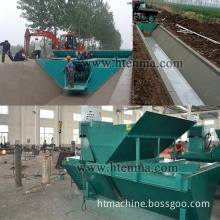 2016 Hot Sale New Designed Water Drainage Channel Machine