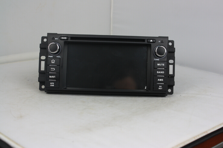 Android 7.1 Jeep Car Audio Gps