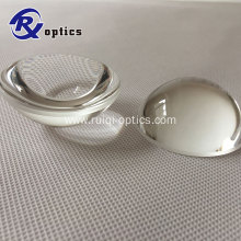 50mm Diameter Plano Convex glass Led Aspheric lens