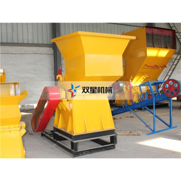Scraped Car Crusher Crushing Machine untuk dijual