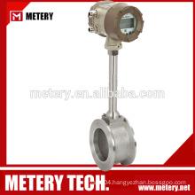 Gasoline fuel oil flow meter
