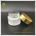 30g round glass jar thick bottom glass cosmetics jar bottle facial cream packaging