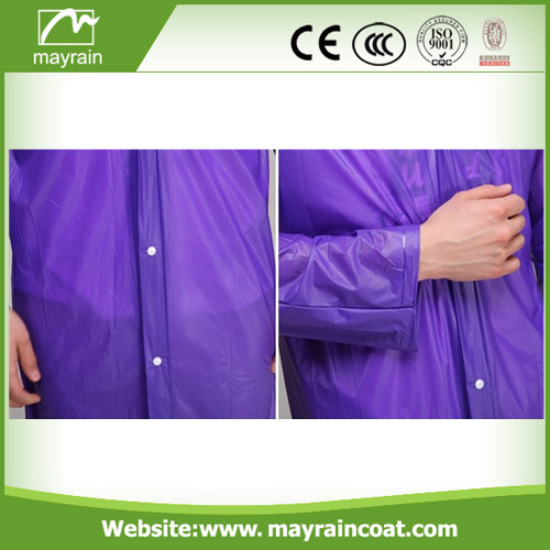 Wholesale PVC Raincoat Rainwear