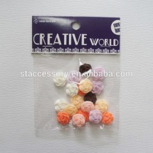 DIY resin flower bead or sticker resin jewelry supplies