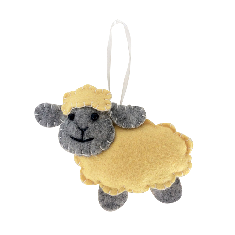 Easter Cute Sheep Hanging Decorations