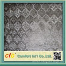 Moda de nuevo diseño de cuero sintético de PVC