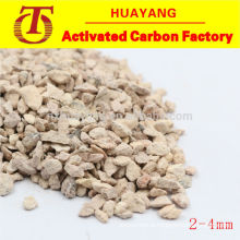 Natural Zeolite used for waste gas and waste water filtration/purifier