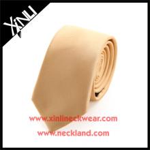 Noeud parfait 100% tissés à la main jacquard tissés or Cravates