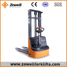Electric Stacker with 1.0 Ton Load Capacity