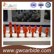 Tungsten Carbide Bullet Tooth Shaped Bits/ Coal Cutter