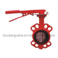 Fire Protection Wafer Butterfly Valve