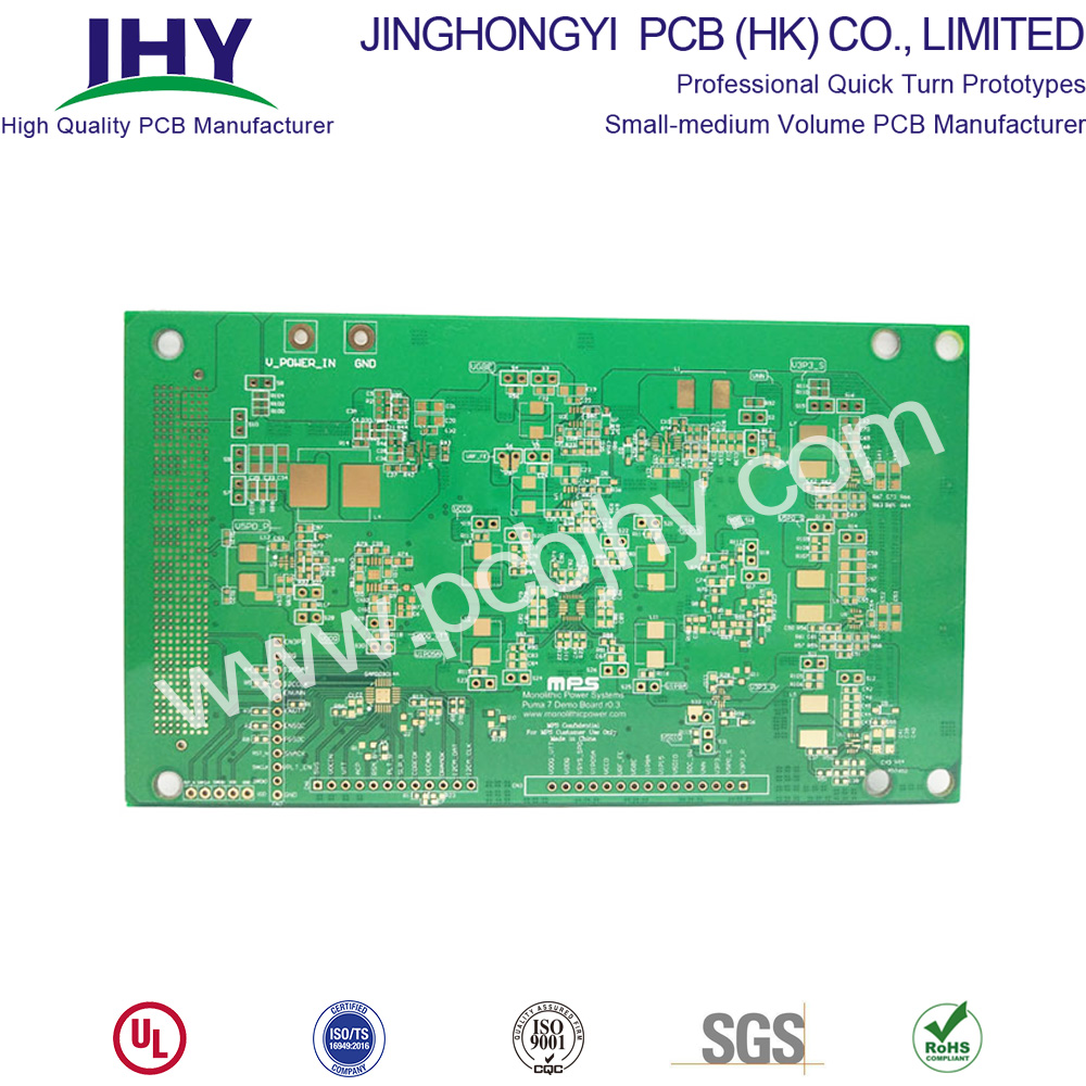 8 Layer Multilayer PCB