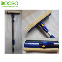 Microfiber Telescopic Window Squeegee Cleaner DS-1518