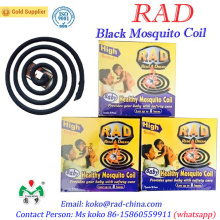 Bobina de mosquito saudável do bebê de 125mm Rad