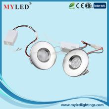 Ningbo Myled 2015 novos produtos 5w 3528 smd levou downlight cut-off 75 milímetros