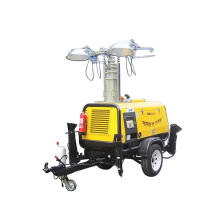 Multifunctional Emergency Lighting Rescue and Tunnel High Power Mobile Lighting Tower