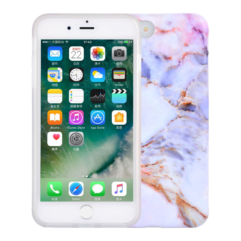 IMD Marble IPhone8 Plus Case