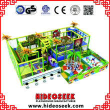 Cheap Jungle Style Children Indoor Playground with Sand Pit
