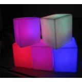 Colour Changing LED Mood Cube Light