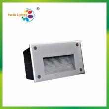 Lámpara de pared caliente de la venta IP65 Epistar, luz del jardín del LED