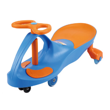 Kids Swing Toy Car Với Flash Wheel
