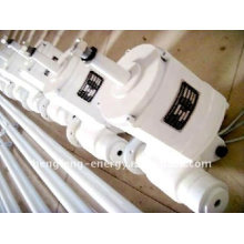 Type de machine: éolienne à axe horizontal entraînement Direct