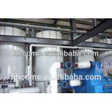 A máquina de refino de óleo de palma de qualidade mais alta / máquina de refinaria de óleo de palma / máquina de fracionamento de óleo de palma