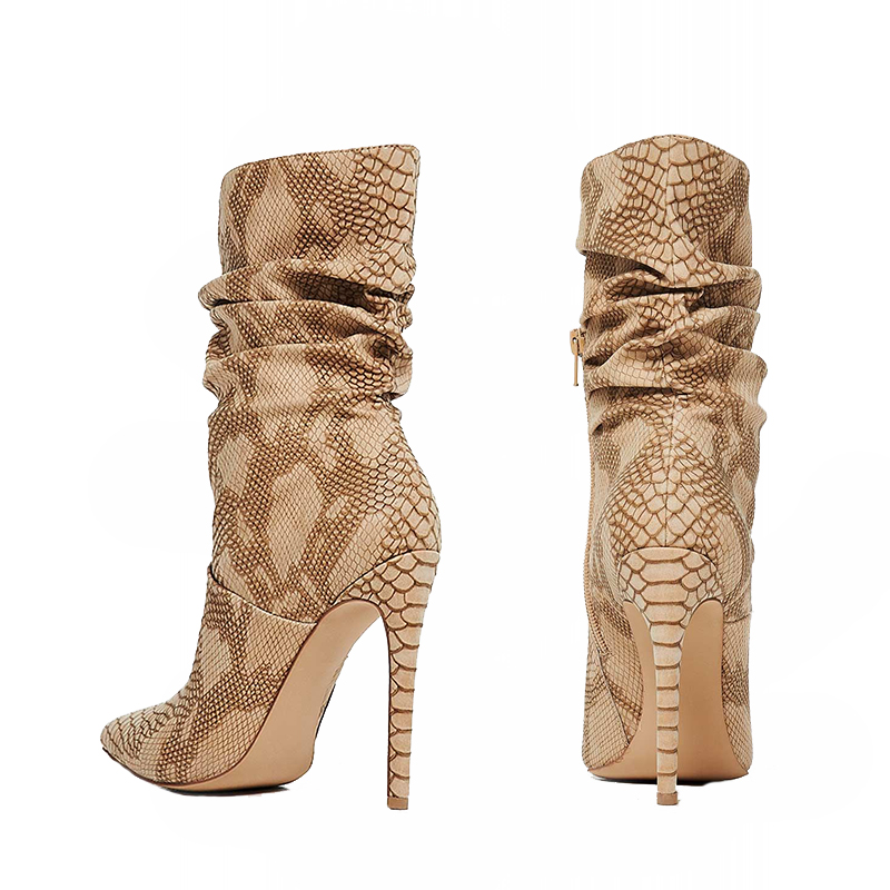 hot sale new design ankle girl boots