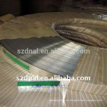 La tira más caliente del aluminio del vendedor en China fábrica
