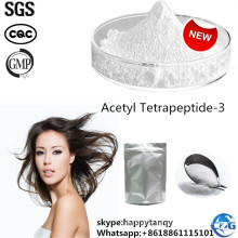 Hair Growth Peptide Powder Acetyl Tetrapeptide-3