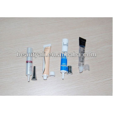 Diameter 16mm cosmetic PE tube with screw cap
