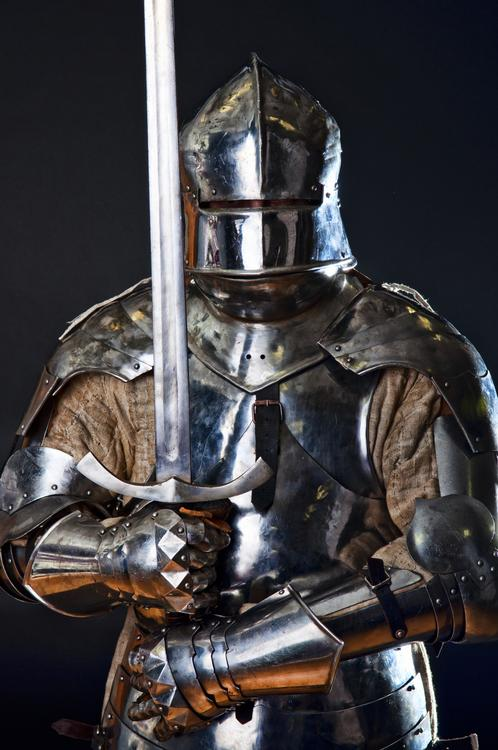 medieval-knights-armour-sword-100371884