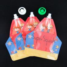 Fruit Shape Juice Spout Bag