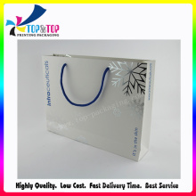 New Year Hot Paper Shopping Bag with Handles Wholesale