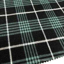 100% Cotton Yarn Dyed Fabric (Green)